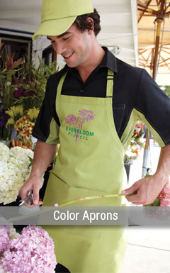 Color Aprons