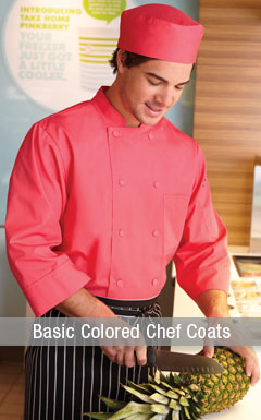 Color Chef Coats