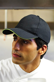 Cool Vent™ Baseball Cap with Color Trim