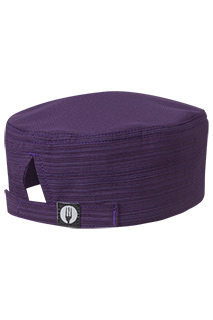 Harlem Cool Vent™ Beanie: Purple - side view