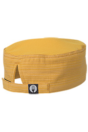 Harlem Cool Vent™ Beanie: Yellow