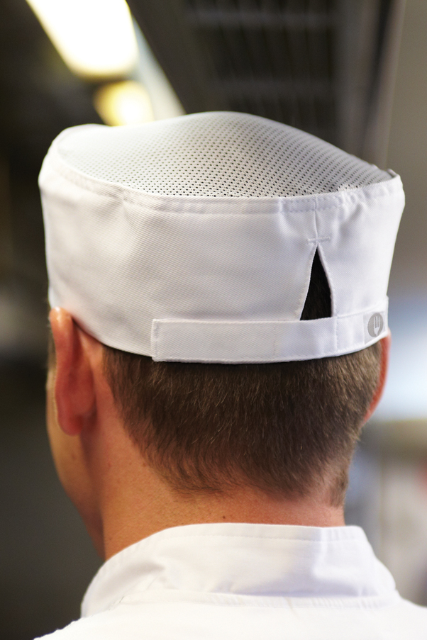 Chef Works Cool Vent Chef  Beanie DFBB