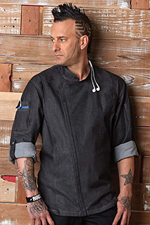 Gramercy Chef Coat - side view