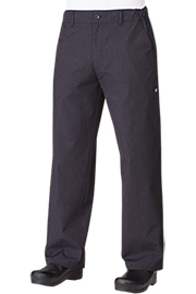 Professional Series Pant: Fine Stripe