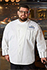Amalfi Signature Series Chef Coat - side view