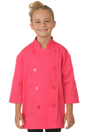 Kids Berry Chef Coat