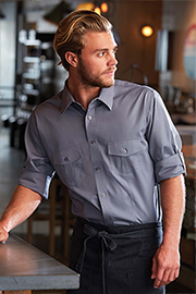 Mens Two-pocket Shirt