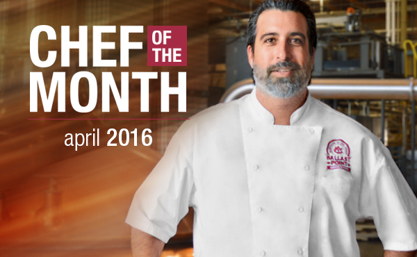 Chef Works Chef of the Month